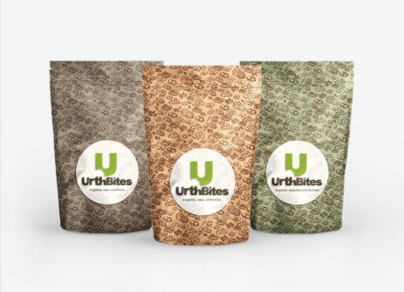 Urth Bites Branding